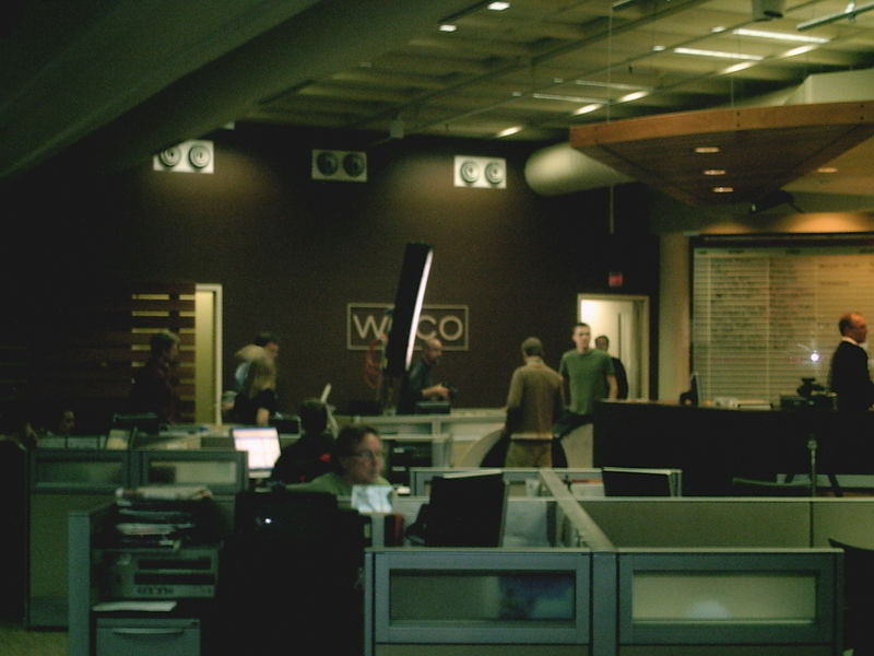 WCCO Studio - Minneapolis St Paul CBS Affiliate