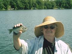 Mom and Paul fishing 6-10-07 004