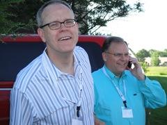9 SMBMSP # 16 6-26-09 Phil Wilson and Steve Borsch