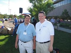 19 SMBMSP # 16 6-26-09 Rick Mahn and Brian Kennett