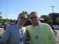SMBMSP # 16 6-26-09 Paul DeBettignies and Tavis Hudson