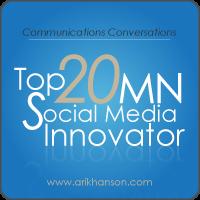 Minnesota Social Media Innovator