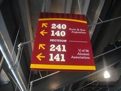 09-7-30 TCF Bank Stadium University of Minnesota 067