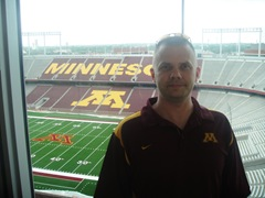 09-7-30 TCF Bank Stadium University of Minnesota Paul DeBettignies 2