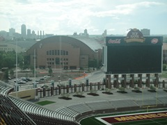 09-7-30 TCF Bank Stadium University of Minnesota 030