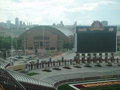09-7-30 TCF Bank Stadium University of Minnesota 030