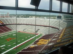 09-7-30 TCF Bank Stadium University of Minnesota 044