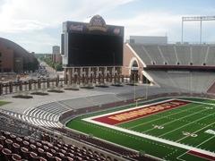 09-7-30 TCF Bank Stadium University of Minnesota 060