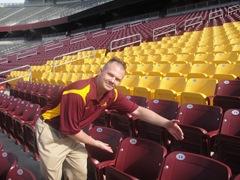 09-7-30 TCF Bank Stadium University of Minnesota 069