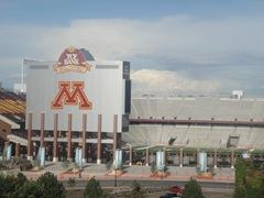 09-7-30 TCF Bank Stadium University of Minnesota 109