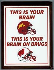 Minnesota Golden Gophers vs Wisconsin Badgers