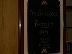 Recruiting 24-7-365, Minnesota Gopher Football Fanfest 2007