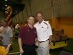 Coach Tim Brewster, Minnesota Gopher Football Fanfest 2007