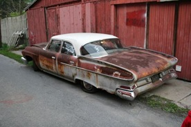1961 Dode Dart Seneca