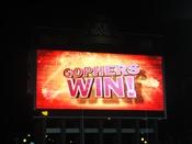 Celebration: 11-27-10 Minnesota Golden Gophers vs Iowa Hawkeyes Floyd of Rosedale