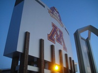 Minnesota Golden Gophers TCF Bank Stadium