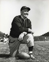 Murray Warmath - Minnesota Golden Gophers Football Coach