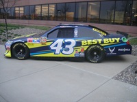11-4-15 Minnesota Recruiters Conference Best Buy NASCAR