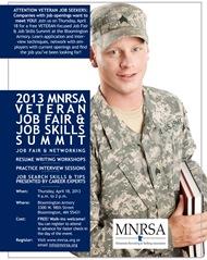 MNRSA Job Fair April 18