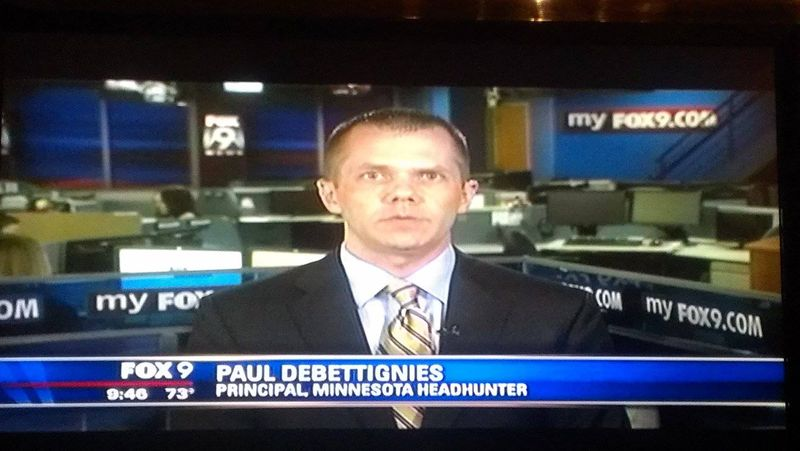 Paul DeBettignies, Minnesota Headhunter, Minnesota Recruiter