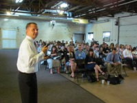 Minnesota Recruiter, Minnesota Headhunter, Minnesota IT Jobs, Paul DeBettignies Speaker
