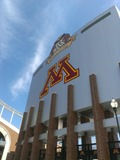 TCF Bank Stadium, Gopher football