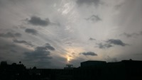 Downtown Minneapolis, Target Field, Watching Clouds