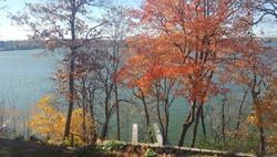 Lake Minnetonka, Fall Leaves, #LakeLife
