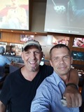Paul DeBettignies and Steve Levy