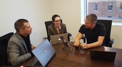 MN Tech Podcast, Kathy Grayson, Casey Allen, Paul DeBettignies