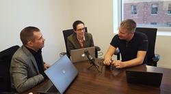 MN Tech Podcast, Kathy Grayson, Casey Allen, Paul DeBettignies