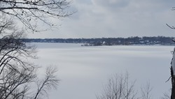 Minnesota Snow, Lake Minnetonka