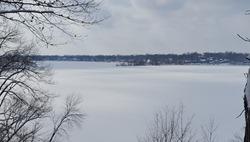 Minnesota Snow, Lake Minnetonka