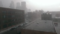 Downtown Minneapolis Storm