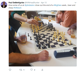 phData End Of The Week Chess And Beer