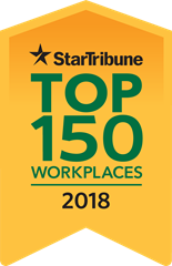 Minneapolis StarTribune Top Workplace