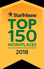 Minneapolis StarTribune Top Workplace