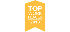 Top Work Places 2018