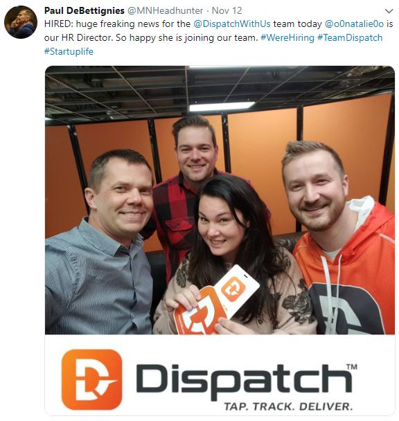 Dispatch Funding