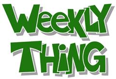 Weekly Thing, Jamie Thingelstad Newsletter
