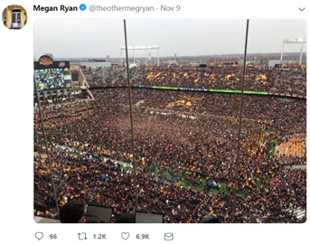 Fan Celebration - Minnesota Golden Gophers vs Penn State
