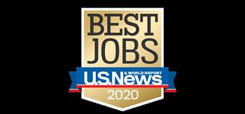Best Job In 2020