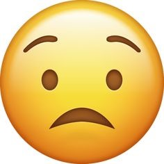Worried Emoji
