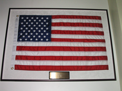 Deke_US Flag_Minnesota Wall