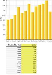 MN Headhunter 1 Year Site Meter