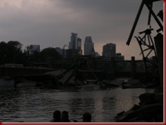 Minneapolis Minnesota 35W Bridge Collapse 7